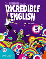 Incredible English 2ed. 5 Class Book